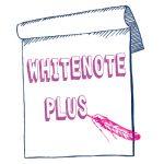 whitenoteplus